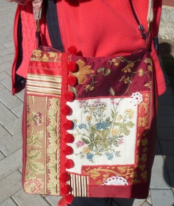 Red Leather Bag1